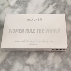 Realher Women Rule the World lip set